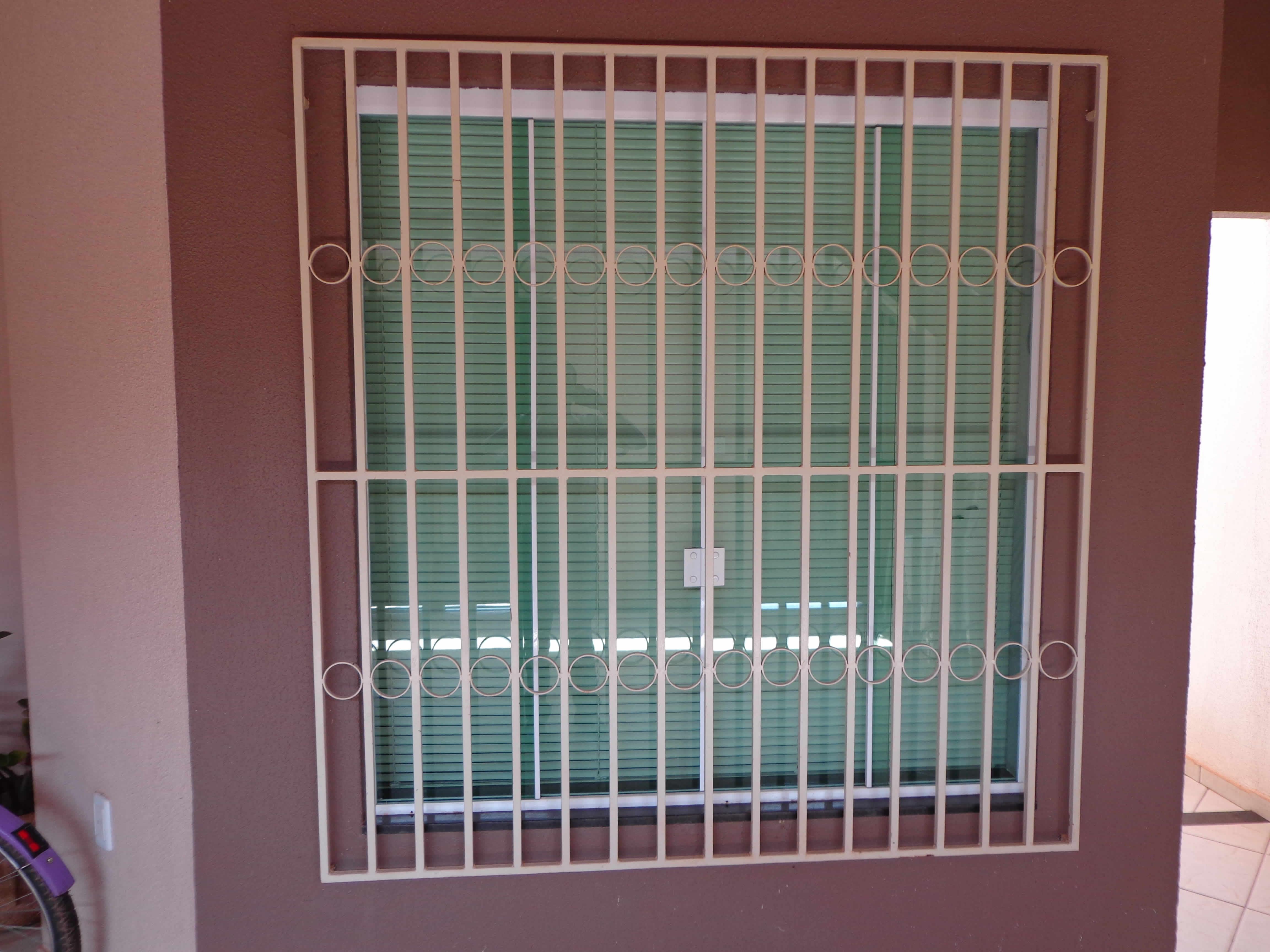 #663D3B Grades De Ferro Para Janelas Mais Segurança Para Seu Lar Pictures to  4136 Grade De Ferro Para Janela De Aluminio